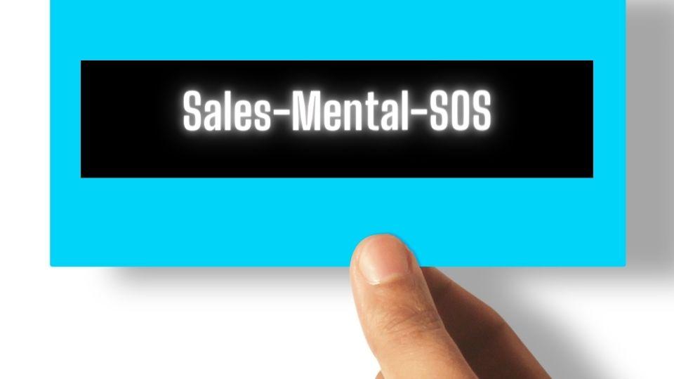Sales-Mental-SOS - abonament wsparcia sprzedawców.